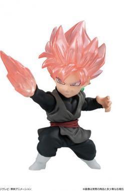 Goku Black SSJ Rose - Dragon Ball Adverge MOTION Churete