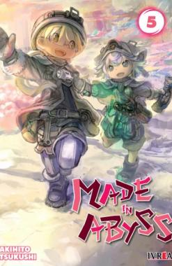 Made in Abyss 05 - Editorial Ivrea - Argentina