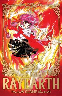 Magic Knight Rayearth - Editorial Ivrea Churete