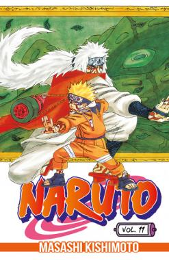 Naruto 11 - Panini Manga - Argentina Churete