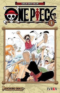 One Piece 01 Ivrea Argentina Churete