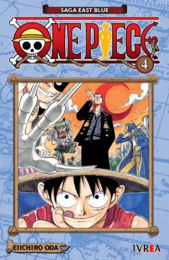 One Piece 04 Ivrea Argentina Churete