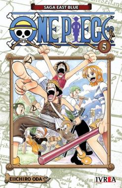 One Piece 05 Ivrea Argentina Churete