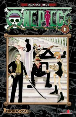 One Piece 06 Ivrea Argentina Churete