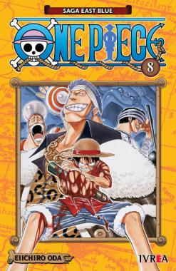 One Piece 08 - Ivrea - Argentina Churete
