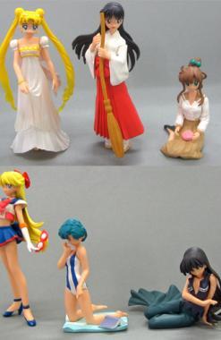 Sailor Moon HG IF World 3 Churete
