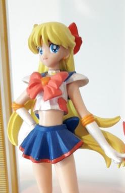 Sailor V (Sailor Venus) Sailor Moon HG IF World 3 Churete