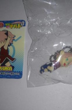 Sakura Haruno - Chibi Strap - Naruto Shippuden Churete