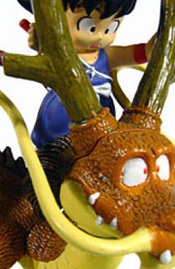 Son Goku & Shenlong - Dragon Ball Imagination 3 Churete