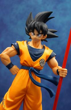 Son Goku - Dragon Ball Super The Movie Churete