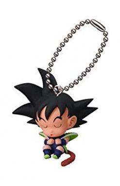 Son Goku - Dragon Ball UDM Burst 09 Keychain Swing Collection Churete