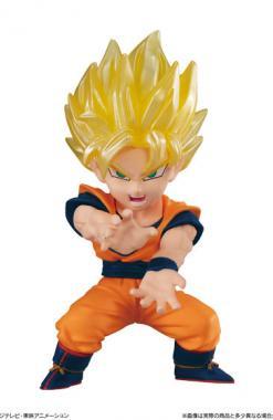 Son Goku SSJ - Dragon Ball Adverge MOTION Churete