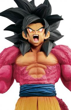 Son Goku SSJ4 The Brush - Super Master Stars Piece - Dragon Ball Churete