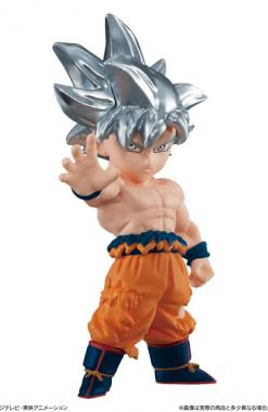 Son Goku Ultra Instinct - Dragon Ball Adverge MOTION Churete