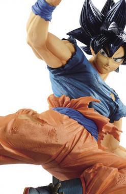 Son Goku Ultra Instinct - Son Goku FES!! Stage 10 - Dragon Ball Super