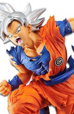 Son Goku Ultra Instinct - Super Dragon Ball Heroes Chouzetsu Gikou (Transcendence Art) Churete