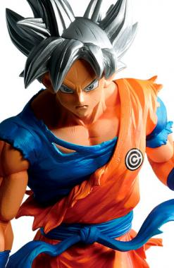 Son Goku Ultra Instinct - Super Dragon Ball Heroes Ichiban Kuji Churete