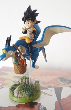 Son Goten - Imagination 2 - Dragon Ball Z Churete