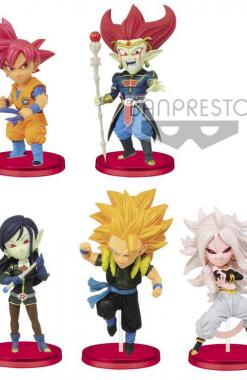 Super Dragon Ball Heroes WCF Vol. 6 Churete