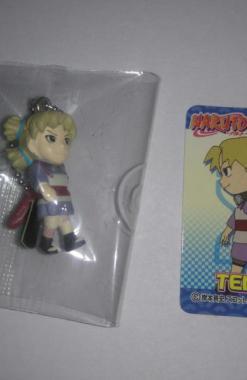 Temari - Chibi Strap - Naruto Shippuden Churete