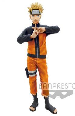 Uzumaki Naruto - Grandista - Grandista Nero - Naruto Shippuuden Churete