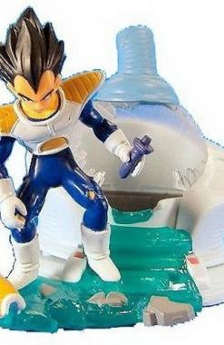 Vegeta - Dragon Ball Imagination 07 Churete