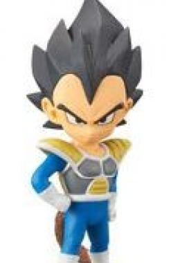 Vegeta - Dragon Ball Super World Collectable Figure (WCF) Movie Broly Vol. 3 Churete