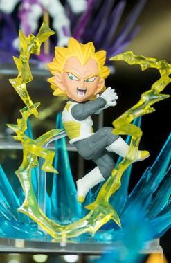 Vegeta SSJ - Dragon Ball Super World Collectable Figure (WCF) Burst Churete