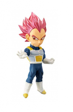 Vegeta SSJ God - Son Goku - Dragon Ball Super World Collectable Figure (WCF) Movie Broly Vol. 1 Churete