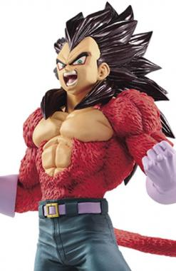 Vegeta SSJ4 - Blood of Saiyans - Dragon Ball GT Churete