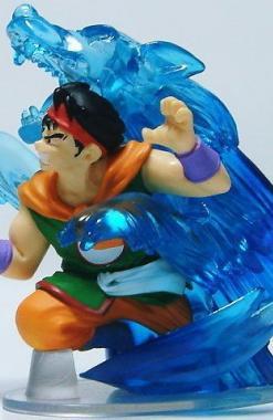 Yamcha - Dragon Ball Imagination 11 Churete