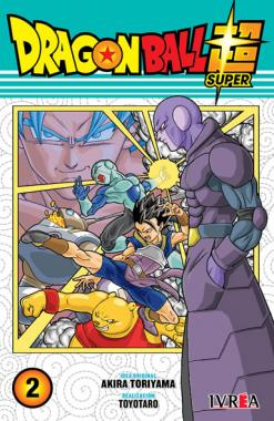 Dragon Ball Super 02 - Editorial Ivrea - Argentina